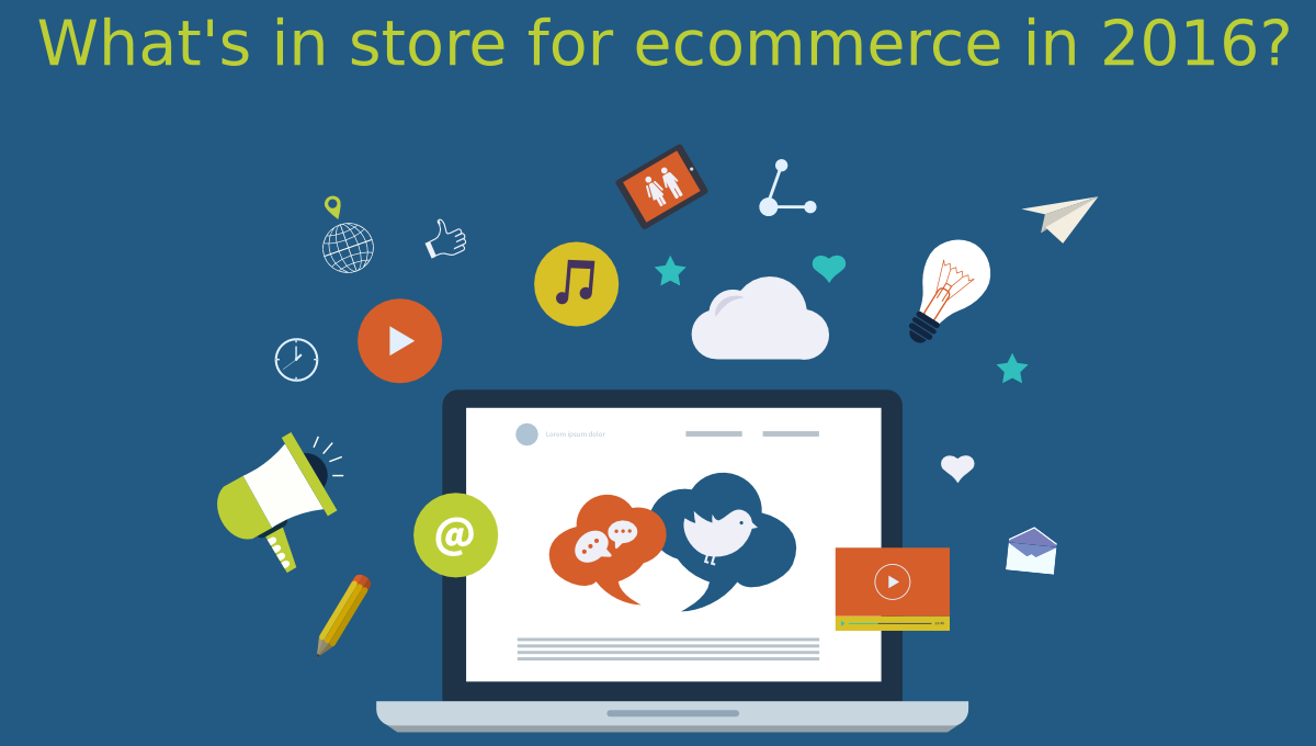 What's in store for ecommerce in 2016?